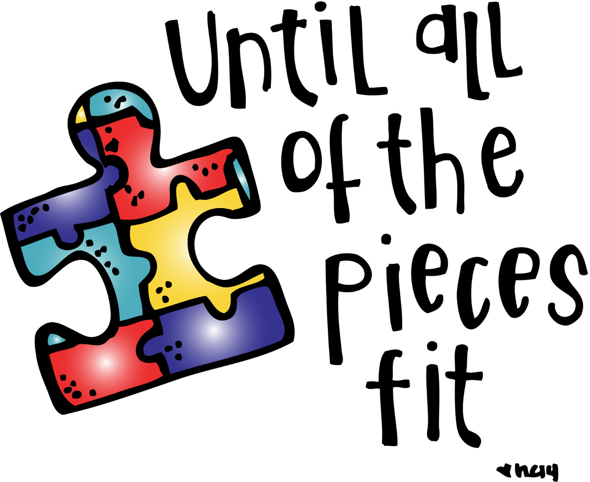 Until all of the pieces fit. - Pablo Picasso